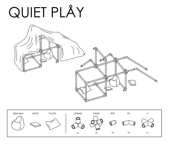SCIFF SCAFF: Quiet Play