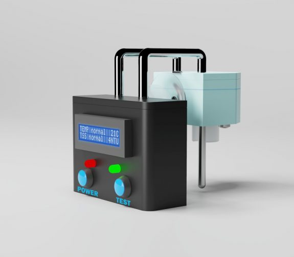Domestic Water Testing Device