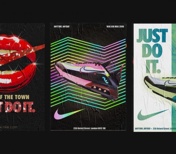 Nike Poster Campaign