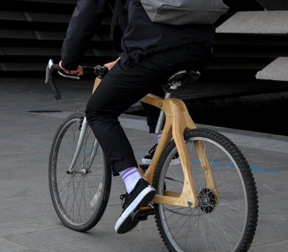 S.C.R.A.P (Sustainable.Concept.Revitalising.Archaic.Processes) Bikes