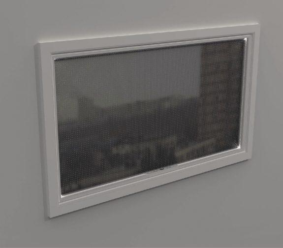 Window Lighting Unit
