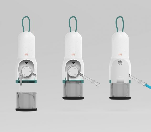 OH2 - Portable Drug Infusion for Palliative Care