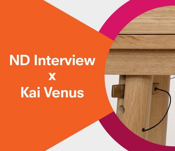 ND Interview x Kai Venus-Demetrio