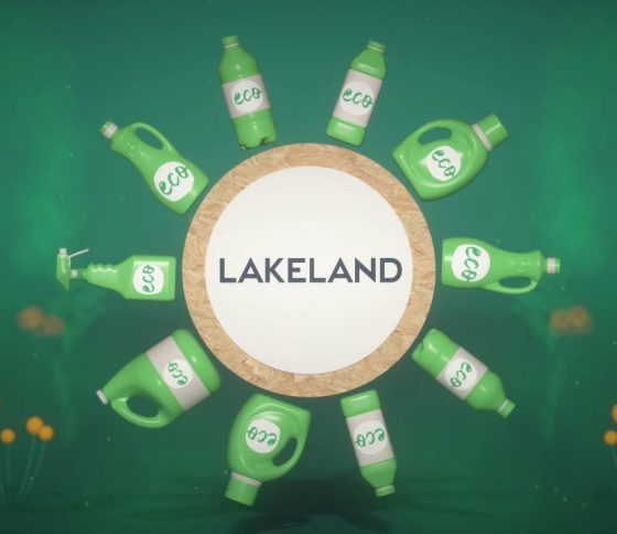 3 QUESTIONS WITH LAKELAND