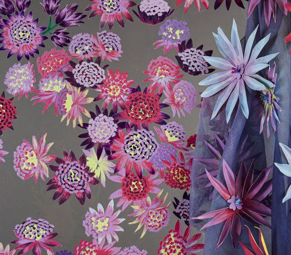 Crystalline Florals / Summertime in Kermary