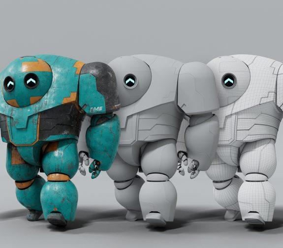 3D Animation Project (Hamish)