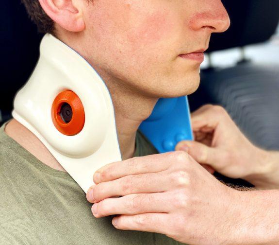 NecSplint Vacuum Collar