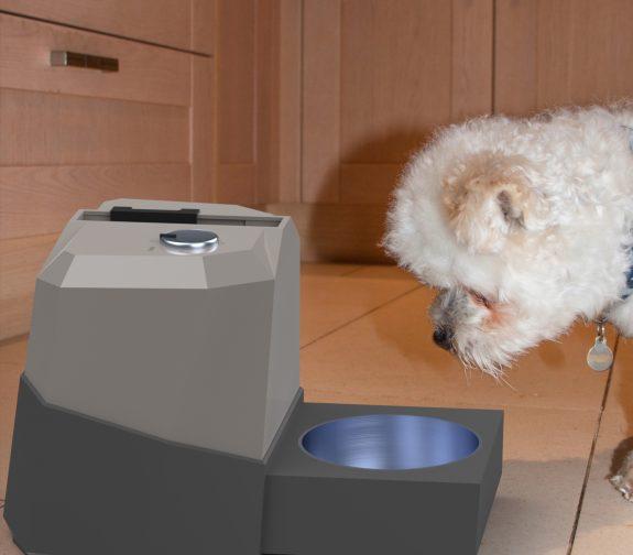 Dog's Dinner - Auto Sachet Dispenser