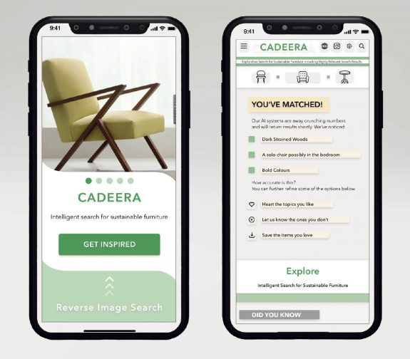 Sustainable Furniture Search Tool