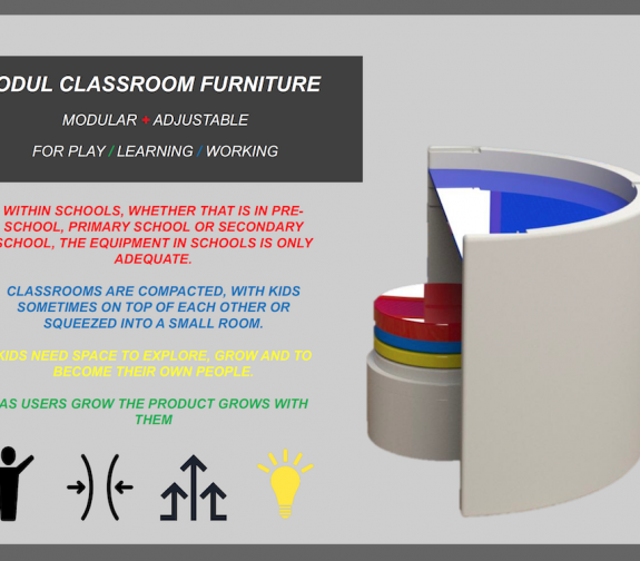 Modul  - Classroom Furniture