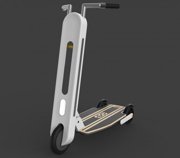 GO Scooter - sustainable transport