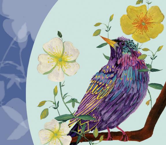 Anthropocene Epoch - Hungarian Bird Design
