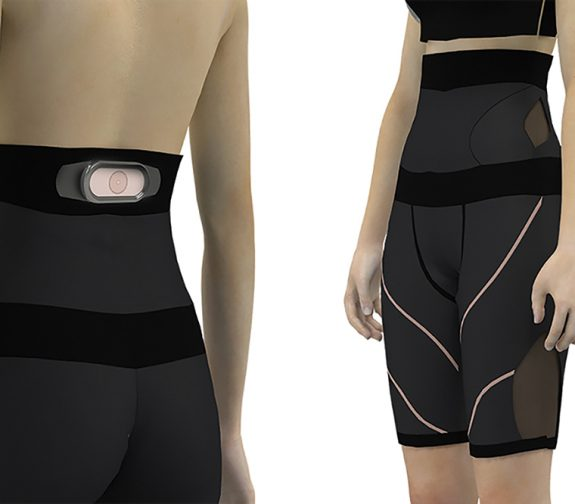 Portable Pain Management and Monitoring System for Endometriosis