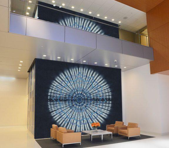 Power of healing waiting room visualisation
