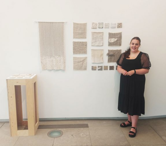Exploration of tactility, materials and the importance of touch