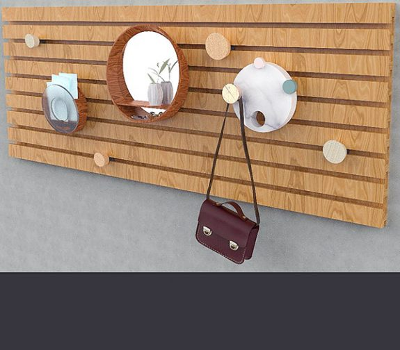 Wall & Hallway Storage