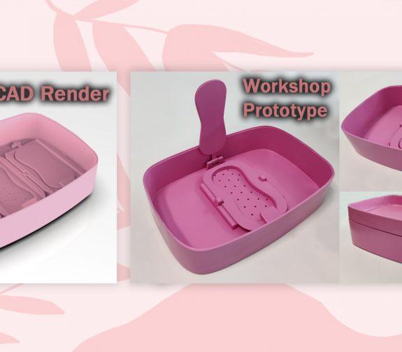 Menstrual Product Maker- Prototype