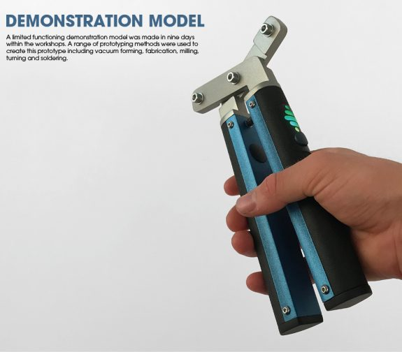TRAILSMITH - Demonstration Model Page
