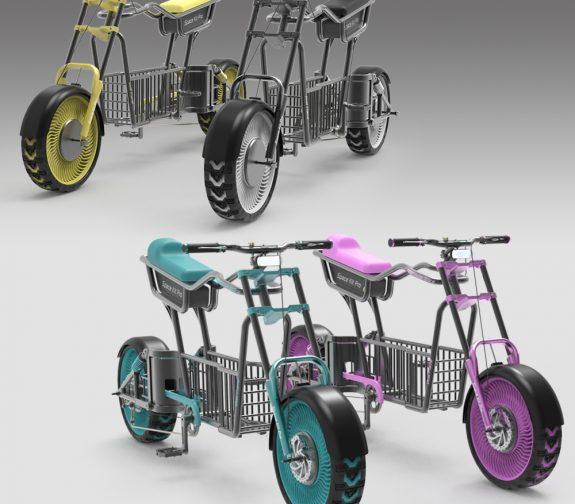 Space Kit Pro E-Bike