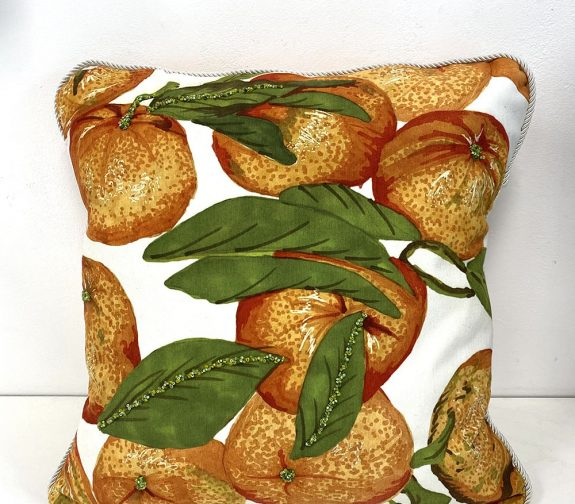 The Orangery Cushion