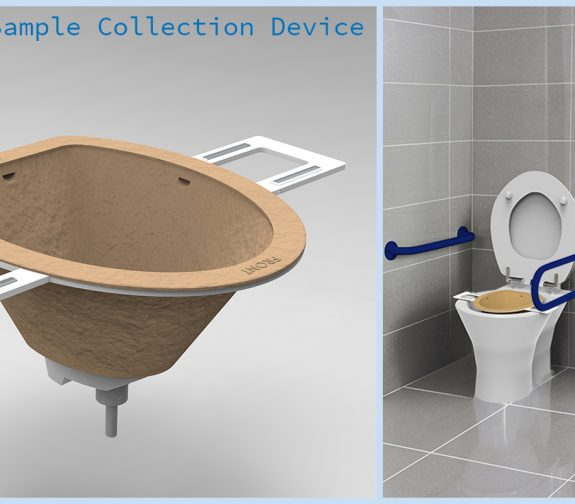 The Urine Sample Collection Device