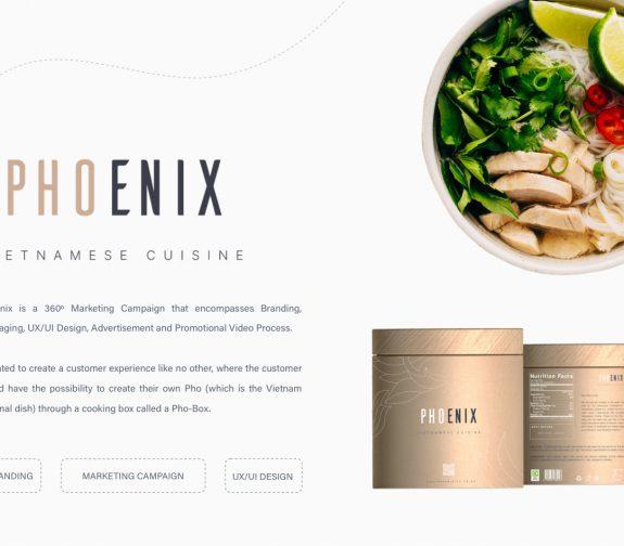 Phoenix - 360º Marketing Campaign