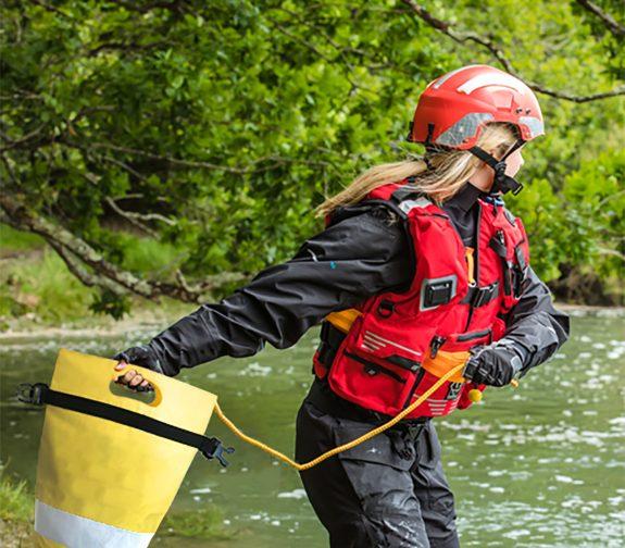 Life Bag (Emergency buoy)