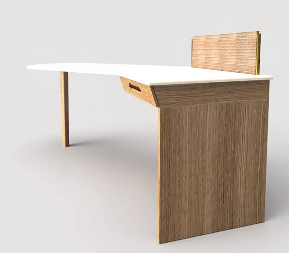 Wareham Desk (A Mindful Workpace)