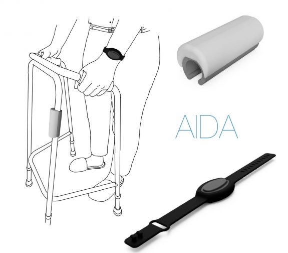 AIDA (Adults Independence Distance Alarm)
