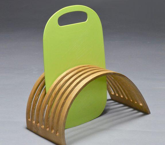 Steam-Bent Rack