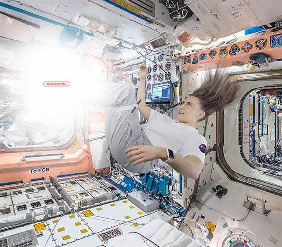 The Astronaut-Athlete