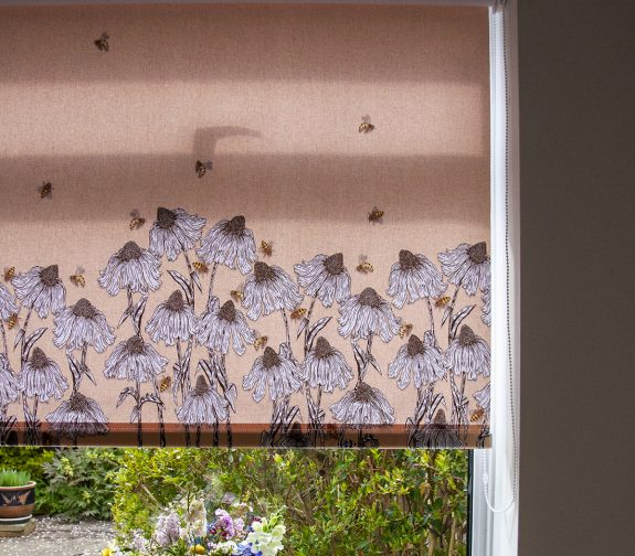 Buzzing for Life- Pollination Blind