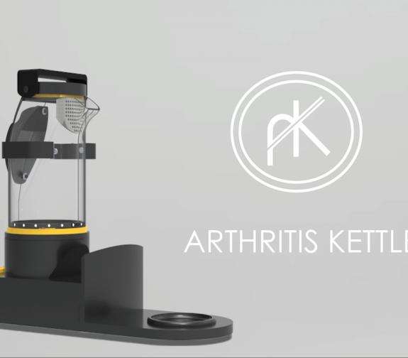 Arthritis Kettle CAD Development