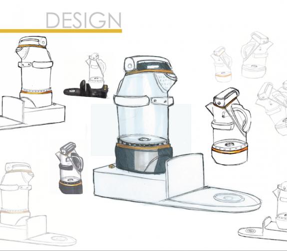 Arthritis Kettle Design Development