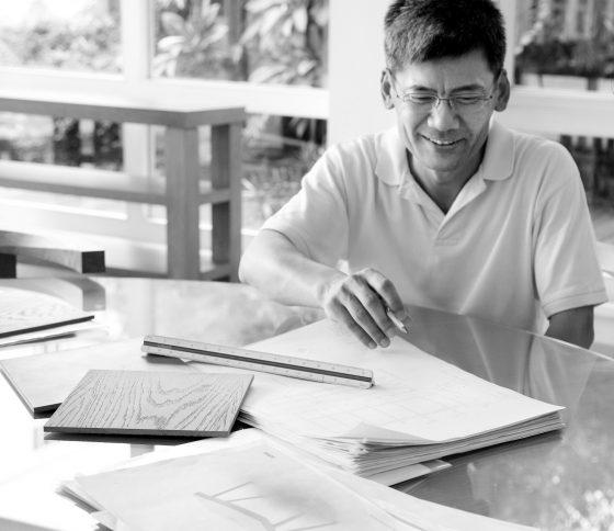 An Interview With Designer Samuel Chan