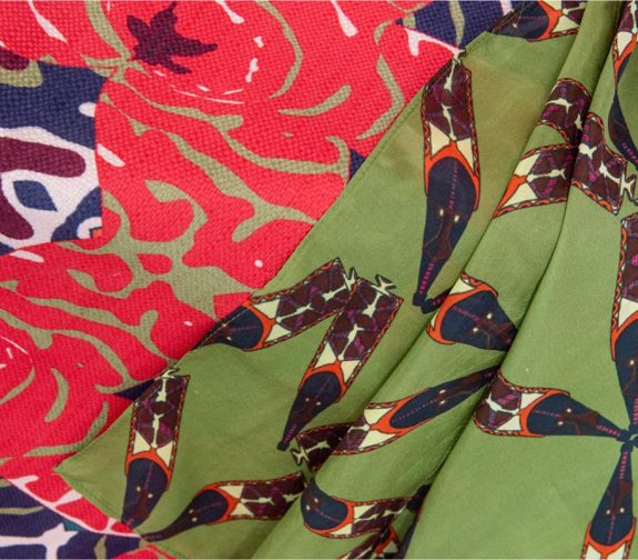 The Power of African Culture - Digitally Printed Fabrics