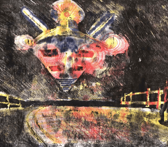 Anti gravity UFO