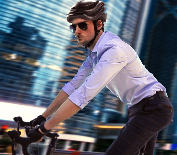 Incog cycling helmet