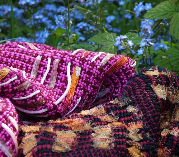 Eco-Tweed Paired Fabrics