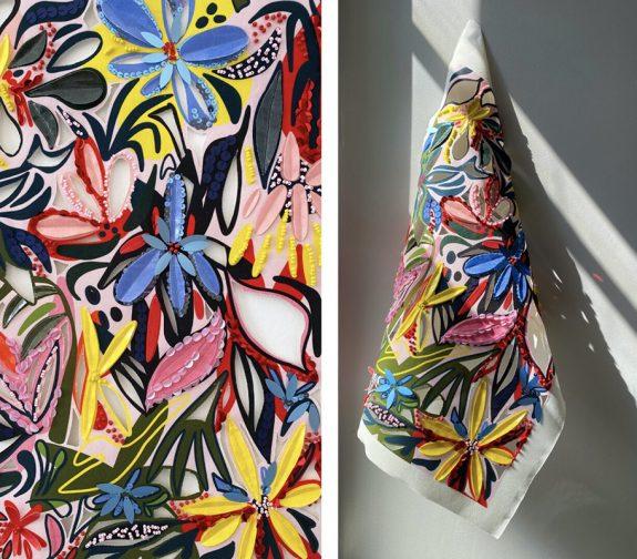 Embroidery - 'I Spy