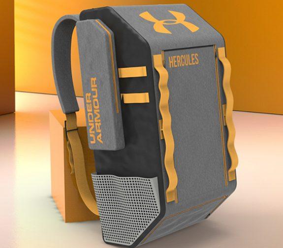 Hercules Under Armour Multi-Sport Backpack