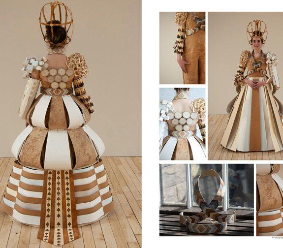 The Wood Dress