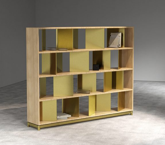 The Brilho Shelving System