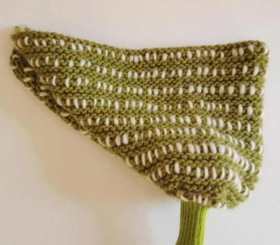What a treat! - Factory windows knit sample