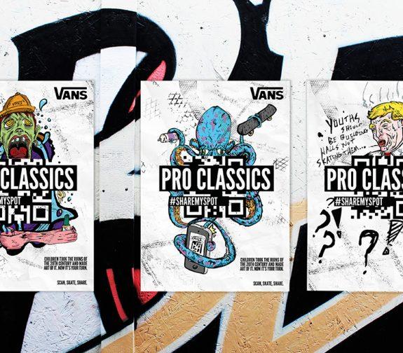 Vans Pro Classics