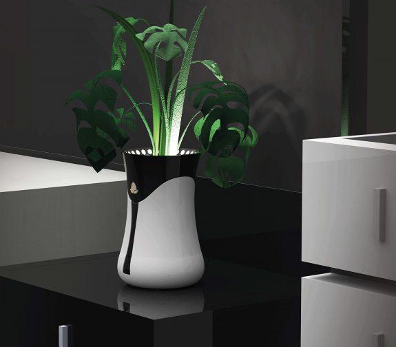 HUA_smart planter