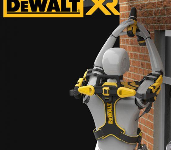 DeWalt Exo-Assistive Suit