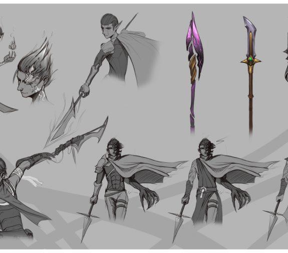 Zekier - Concept Sheet