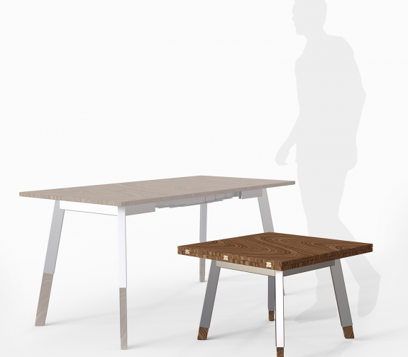 XPAND - Transforming Furniture for the Domestic Environment