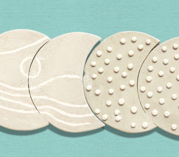 Inlay Haptic tile detail